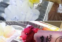 ice dyeing
