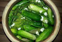 Gemüse einmachen