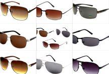 Classic Metal Sunglasses for Men