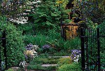 ideér till trädgården