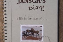 "Heather Jansch's Diary / 'Heather Jansch's Diary - A life in the year of...' ""For those of us on the other side of the Atlantic Ocean who stand little or no chance of ever seeing her work in person, one of these diaries represent our best opportunity to have a piece of it to hold onto for ourselves. The fact that it's an entertaining and perceptive read at the same time makes it even that much more of a treasure."" ~ Richard Marcus"