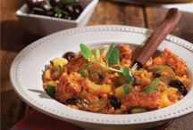 Italian Recipes / These meatless recipes put a tasty, better-for-you twist on spaghetti night.