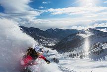 Ski heaven