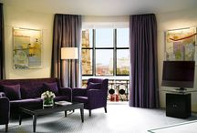 Rooms & Suites / Luxurious rooms at One Aldwych; London's definitive contemporary luxury hotel!