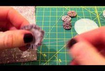Como hacer una flor Yoyo de paswort