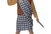 Costumes from around the wordl / Take a trip round the world with Costume4U. From the Scottish Highland's to the beer tents of Oktoberfest we have plenty of different outfits for any party.