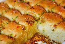 kenyerek,zsömlék kiflik
