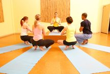 Teaching Yoga as a Life Choice / The way one chooses to earn their living is an important life choice. Most people need to work to support themselves, that's a given. Not everybody does what they love, though. If you have a passion for yoga and would like to share what you know with others, teaching could be your ideal employment solution. http://www.aurawellnesscenter.com/2014/03/08/teaching-yoga-as-a-life-choice/