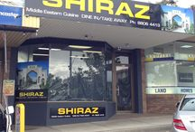 Shop Fronts / Sign A Rama Box Hill provide a wide variety of signs, as displayed by these elaborate and shop front designs.