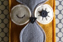 Owl craft / by Lisa-Marie