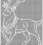 Вязание: филе - схемы