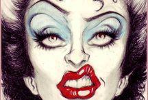 Frankenstein's Monster & Bride  / by Veronica C.