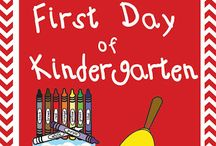 Kindergarten / by Augusta @ breatheblessed.blogspot.com/ Hinton