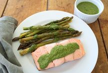 Delicious Spring Menus / Fresh-tasting and easy-to-make spring foods