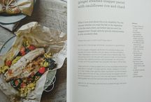 Fish / OK so I am, in the most part vegetarian but I live on the coast and I do sometimes eat a little fish. When I do I use these recipes.