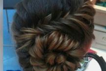 HAIR! / by Kayla Huffman