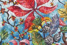 Mosaic - Floral
