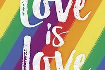 Love Is Love / Pride️