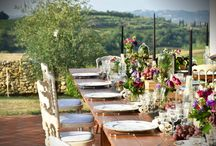 Wedding in Tuscany / An amazing wedding on Olive Grove and on Vineyards to smell Tuscany!