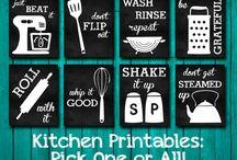 Kitchen / by Jenna Guerrero