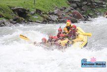 Extreme Waves Rafting 26 Luglio 2014 / #Rafting con #ExtremeWaves in #ValdiSole lungo il #fiume #Noce, uno tra i tracciati più belli al mondo per fare #kayak e #hydrospeed in #Trentino!  www.ExtremeWaves.it