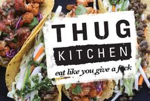 Thug Kitchen #2015 / Healthy eating 80.20