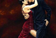 Tango / dance, feeling