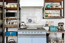 kitchen:dining room / by Amy Srey