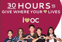 iHeartOC / 30 Hour Giving Day Campaign