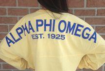 Alpha Phi Omega / by Moriah Handy