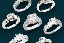 cute engagement rings / by antonio