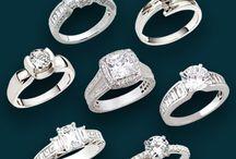 cute engagement rings / by antonio