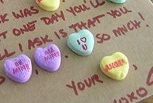 Valentine's Day Things / share the love in creative ways / by Cara Friedman
