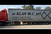 www.klan-mc.ro / Transport rutier de marfa . www.klan-mc.ro pt comenzi si cereri cotatii : office@klan-mc.ro Tel :0730984875 ; 0744549347