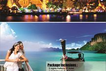 Amazing Thailand / Explore Thailand at WOW Prices!!