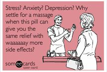 Massage Humor / Things we find humerus ;)