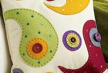 Stitching / All my crafty ideas in print