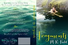 COVER LAUNCH AND TEASERS / My cover and teasers, created by the talented Hang Le. / by M.R Field