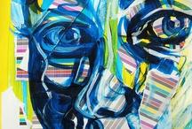 Art: contemporary mixed media