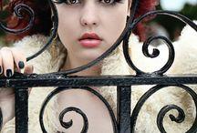 Mia Scarlett Hair / I am a freelance hairstylist this is my work!