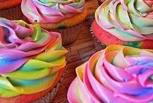 Tie dye theme party