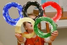 olympische winter/zomer spelen.