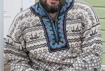 Finnmarkgenseren / Spesiell genser til hele familien
