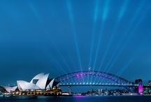 Travel to Australia+New Zealand