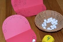 Dental Health and teeth Preschool and Kindergarten Activities