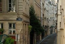 Paris / by Veronica Pettet