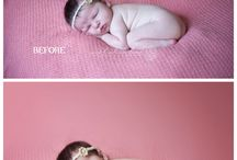 Newborn Photography / by Brianne Cassidy