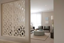 Laser Cut Screens / laser cut screens