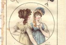 1800-1820 Regency - Headwear