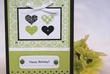 Handmade card ideas / by Kris Eriksen